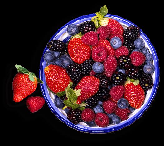 Always Fresh Berries